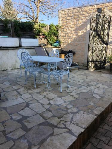 Studio a Beaune avec jardin clos et WiFi - Location saisonnière - Beaune