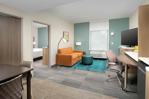 1 King 1 Bedroom Suite Non-Smoking