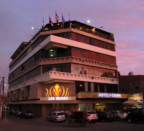 Las Musas Hotel And Casino