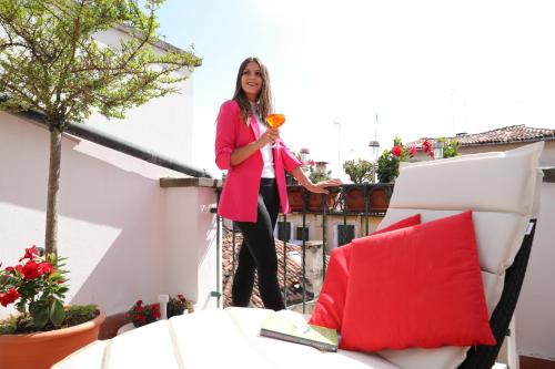 Venice Heaven Apartments - Ca Giulia with private TERRACE sanitize with OZONE in Venedig