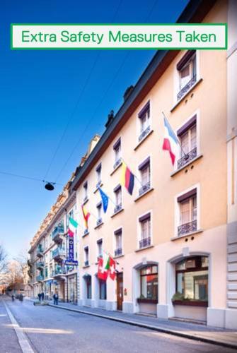 Hotel AlaGare, 1006 Lausanne