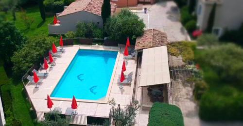Accommodation in Manosque