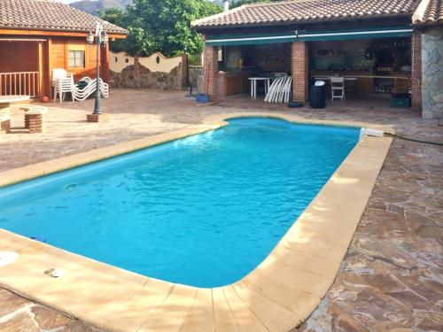 . Villa with 3 bedrooms in Coin with wonderful mountain view private pool enclosed garden 25 km from the beach