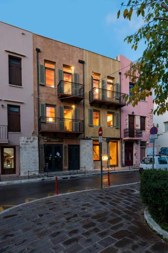 Polixeny's Suites in Chania