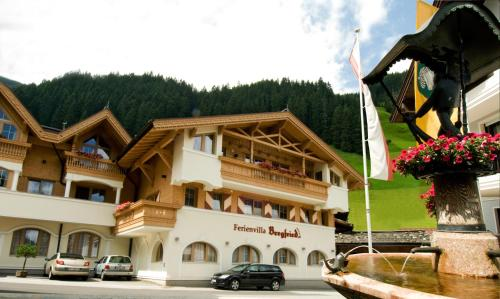 Ferienvilla Bergfried Lanersbach-Tux