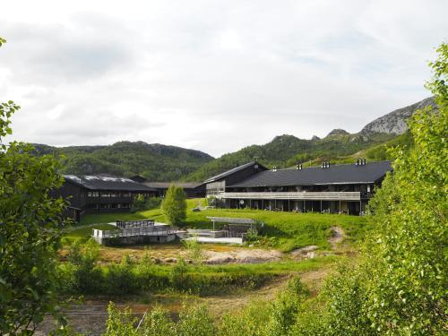 . Sirdal Høyfjellshotell