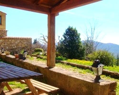 Maison de 3 chambres a Camps sur l'Agly avec magnifique vue sur la montagne jardin clos et WiFi a 75 km des pistes - Location saisonnière - Camps-sur-l'Agly