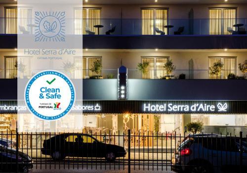 Hotel Serra d`Aire, Fatima