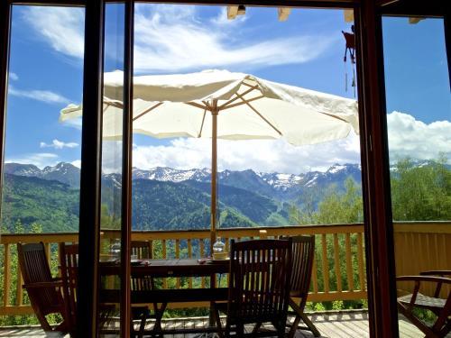 Chalet de 4 chambres a Ax les Thermes avec magnifique vue sur la montagne et jardin amenage - Ax les Thermes