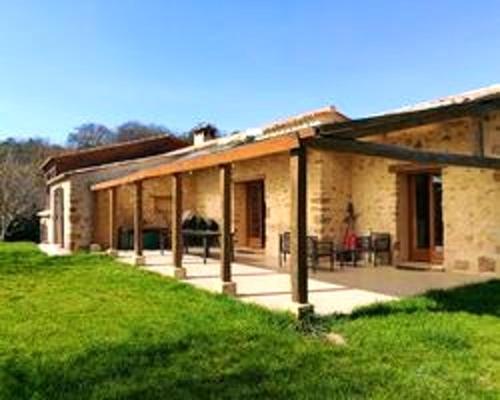 Maison de 4 chambres a Camps sur l'Agly avec jardin clos et WiFi a 75 km des pistes - Location saisonnière - Camps-sur-l'Agly