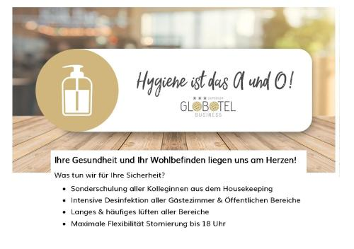 Globotel Business - Hotel - Garbsen