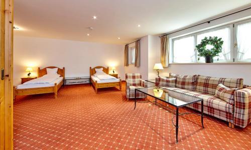 Landhaus Pitzner - Apartment - Garmisch-Partenkirchen