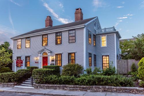 Samuel Durfee House - Accommodation - Newport