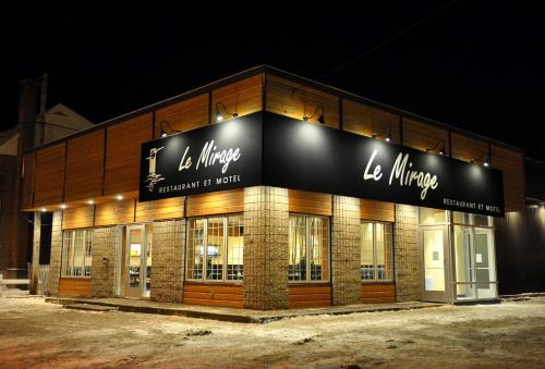 Motel le Mirage