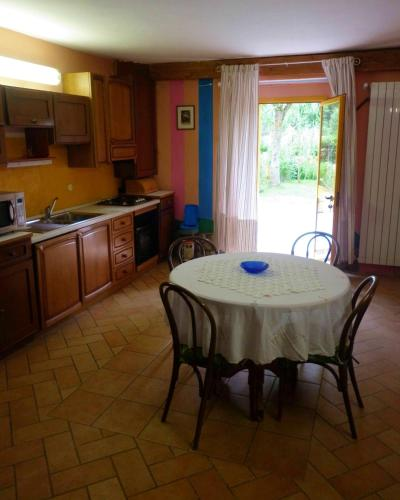. Apartment with one bedroom in Maserno with shared pool and enclosed garden