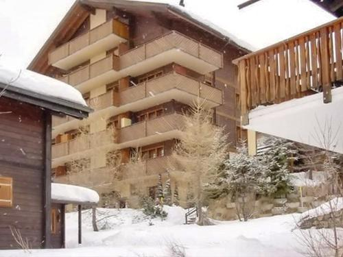 Chalet with 3 bedrooms in Bellwald, with wonderful mountain view, balcony and WiFi - Bellwald