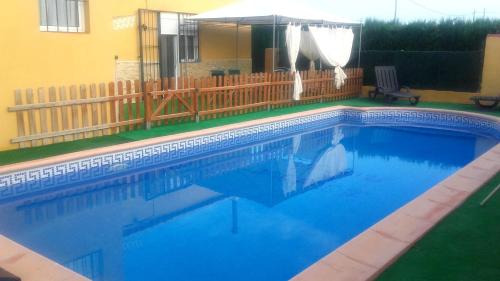 . House with 2 bedrooms in Aguilas with wonderful sea view private pool furnished terrace 2 km from the beach