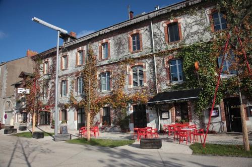 Citôtel Marie Stuart - Hôtel - La Roche-sur-Yon