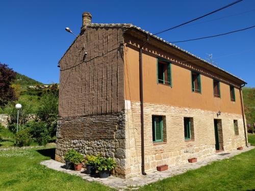 . Casa Rural Casa del Camping