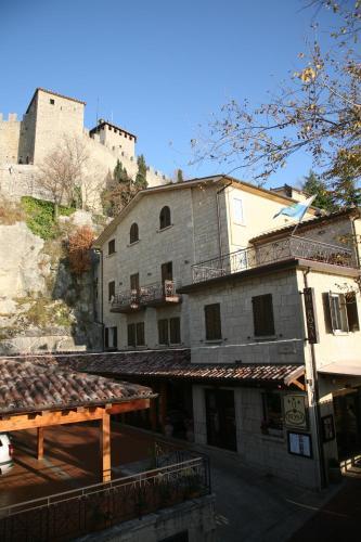 Via Lapicidi Marini, 23, 47890 Città di San Marino, San Marino.