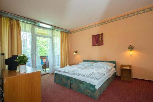 Chambre Double ou Lits Jumeaux avec Balcon (Double or Twin Room with Balcony)