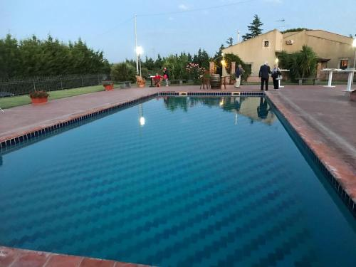 . Studio in Grammichele with shared pool and WiFi 50 km from the beach