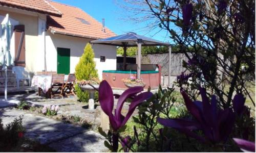 House with 3 bedrooms in Gabarret with enclosed garden and WiFi 100 km from the beach - Location saisonnière - Gabarret