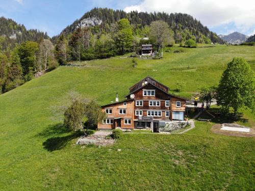Ferienhaus Gubel - Alt Sankt Johann