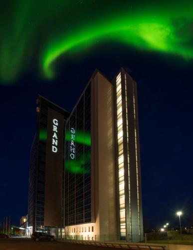Grand Hotel Reykjavík Foto principal