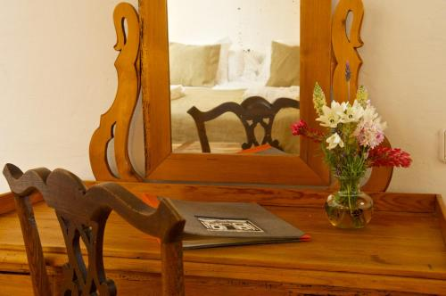 Double or Twin Room Alcaufar Vell Hotel Rural & Restaurant 24