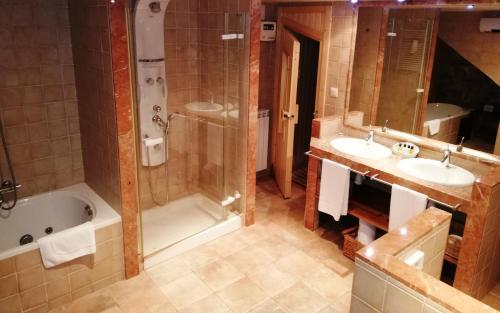Suite con sauna Hotel Boutique & Spa El Privilegio 5