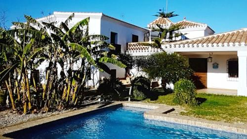 . House with 2 bedrooms in Vera with private pool enclosed garden and WiFi 7 km from the beach