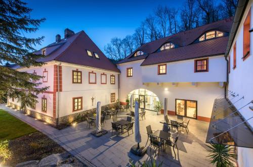 . Residence Hluboká