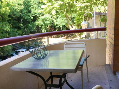 . Apartment with one bedroom in Arcachon with balcony