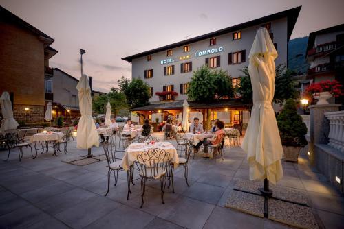 . Hotel Ristorante Combolo