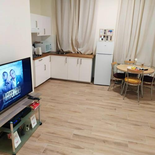 . Apartment with one bedroom in Mons with wonderful city view and WiFi