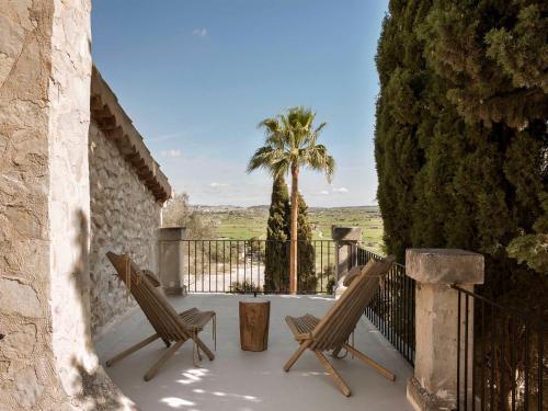 Suite con terraza Finca Serena, Small Luxury Hotels 6