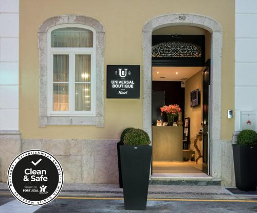 Universal Boutique Hotel, Figueira da Foz