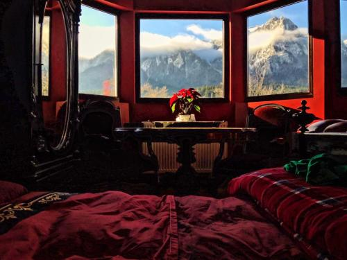 Chalet with 5 bedrooms in Bu?teni, with wonderful mountain view, enclosed garden and WiFi - Busteni