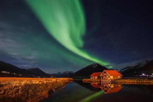 Brimnes Bungalows - Ólafsfjörður