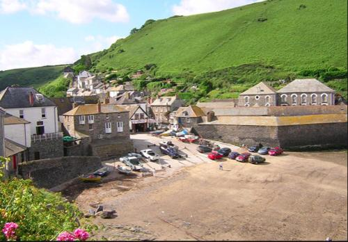Jacobs Cottage, Port Isaac, Cornwall