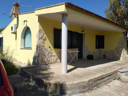 . Apartment with 2 bedrooms in Quartu Sant'Elena with WiFi
