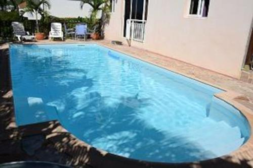 Apartment with 2 bedrooms in Schoelcher with wonderful sea view shared pool furnished terrace