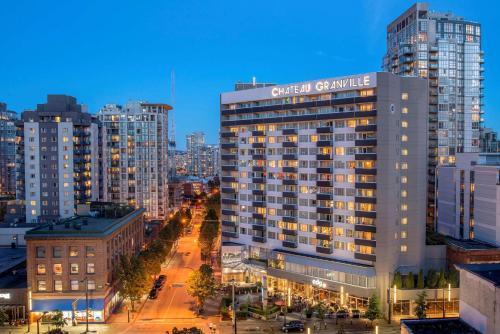 Best Western Premier Chateau Granville Hotel & Suites & Conference Centre - Vancouver