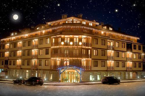 . Vihren Palace Aparthotel