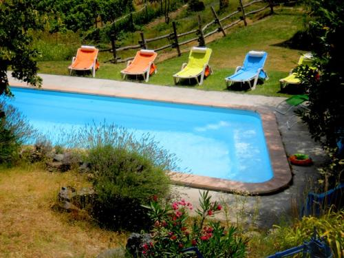 . Apartment with 2 bedrooms in Moasca with private pool furnished terrace and WiFi