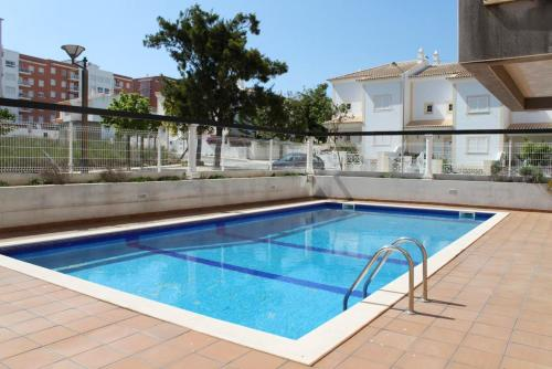 Apartment with one bedroom in Ed Jardim Village lote 3 with wonderful city view shared pool and WiFi