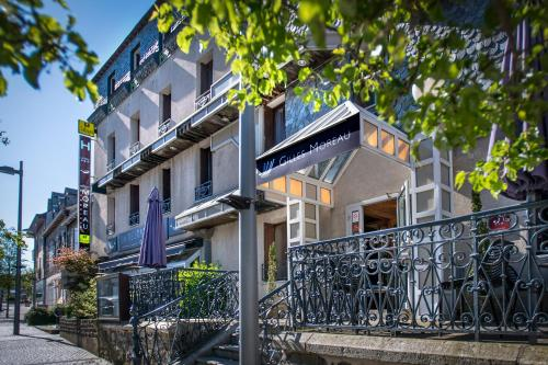. Hotel Restaurant Gilles Moreau Laguiole