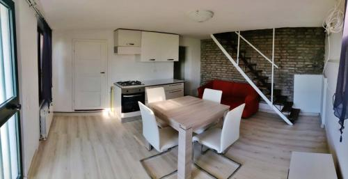 . Apartment with one bedroom in Urbino with furnished garden