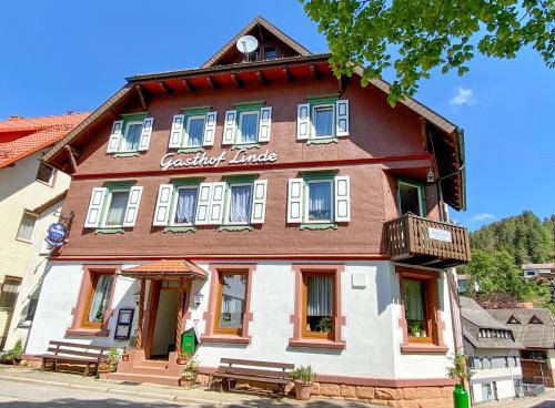 . Schwarzwaldgasthaus Linde